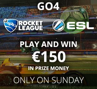 ESL Weekly Tournaments for EU and NA regions. Every Sunday at middday GMT and 7pm GMT.