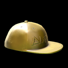 Gold Cap (Alpha Reward)