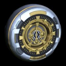 Rocket League: SEASON 6 - GOLD Item Details
