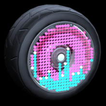 Rocket League: EQUALIZER Item Details