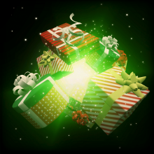 Rocket League: HAPPY HOLIDAYS Item Details