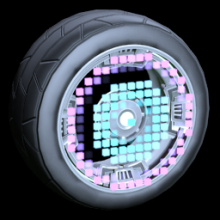 Rocket League: DISCOTHEQUE Item Details