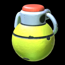 Worms W.M.D. Grenade