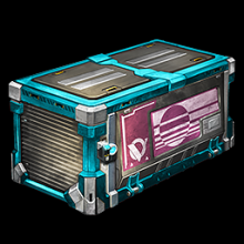 Rocket League: VELOCITY CRATE Item Details