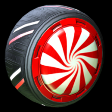 Rocket League: PEPPERMINT Item Details