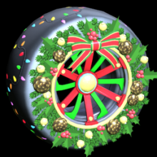 Rocket League: CHRISTMAS WREATH Item Details