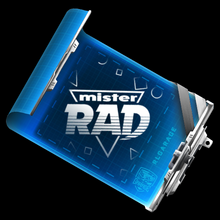 Mister Rad blueprint