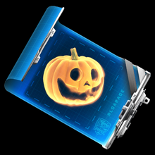 Scary Pumpkin blueprint