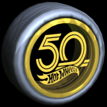 Hot Wheels 50th