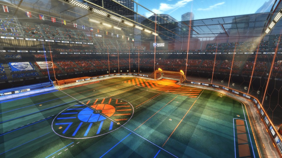 Rocket League Garage >> Super Hard Redirects for All-Stars on PC   Training ...
