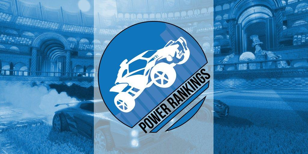 ESPORTS | OCE POWER RANKINGS | WEEK OF 17/10 - 23/10