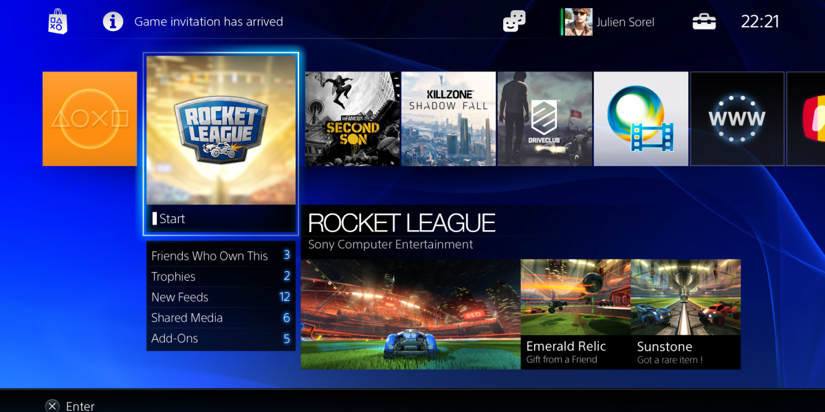 Help to bring Rocket League to PS4 | News | Rocket League Garage