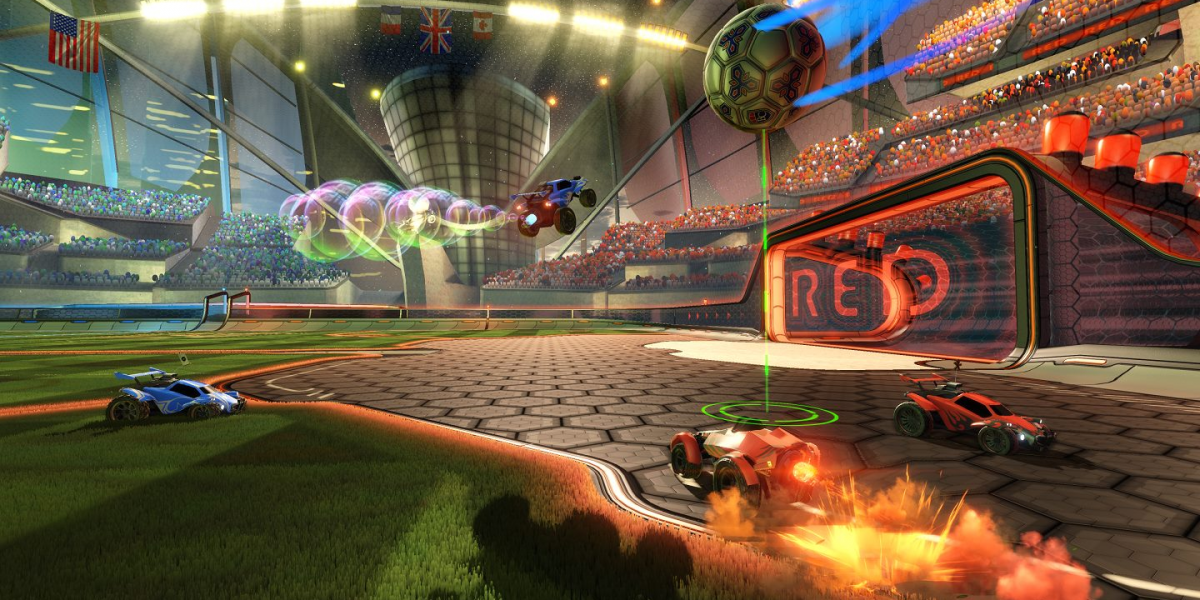 Rocket League Alpha ended August 10 | News | Rocket League