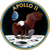 Apollo 11 logo