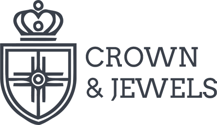 Crown & Jewels Logo