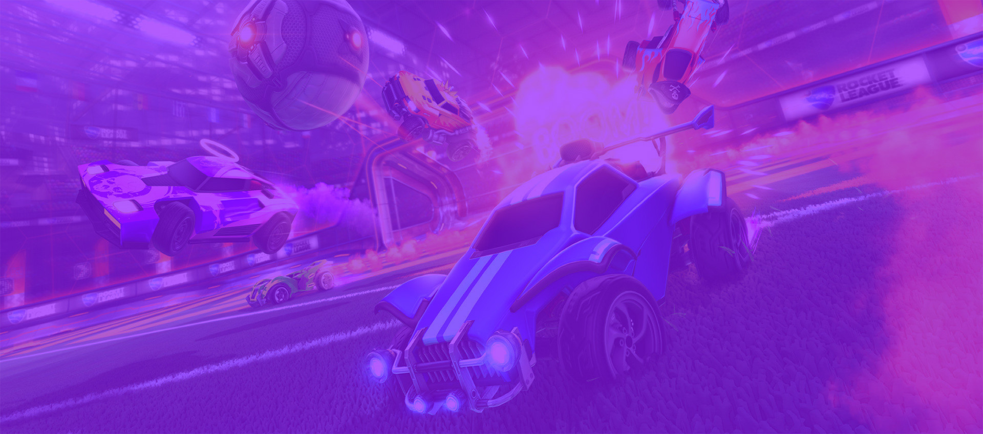 GamingRL's header
